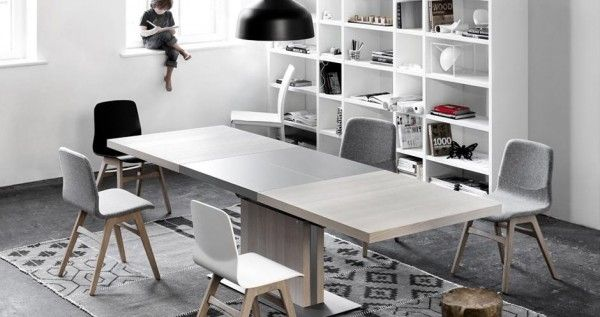 30 Extendable Dining Tables | Architecture & Design