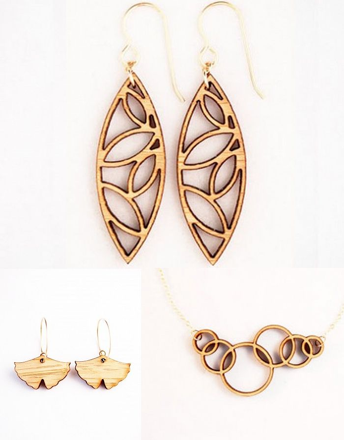 25 Unique Laser Cut Jewelry Ideas On Pinterest Laser