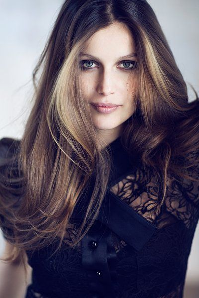 Perfect highlights  Model: Laetitia Casta Photographer: Christian Kettiger
