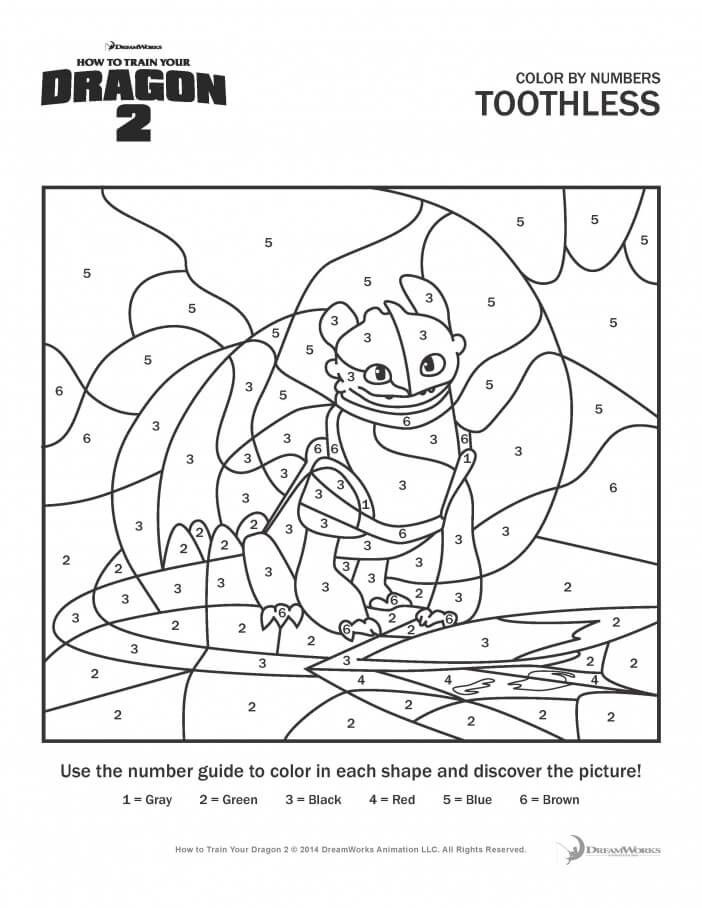dragon gets by coloring pages - photo#36