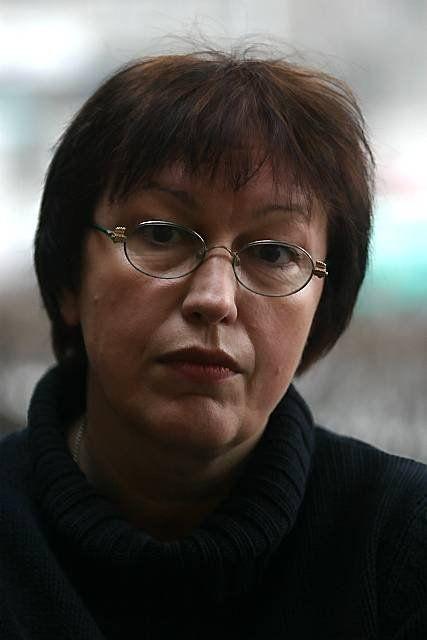 Hanna Faryna-Paszkiewicz o Saskiej Kępie