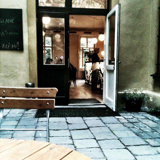 Café Podnebi in Brno, Jihomoravský