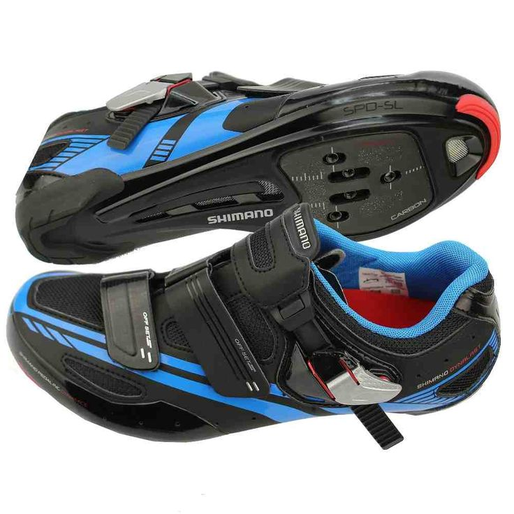 Shimano Bike Shoes and Pedals