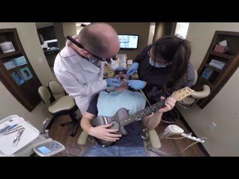 "Dentaltown - Epic dental cover of Justin Bieber - Love Yourself (""Brush Yourself"") by Cameron R. Stroyan DMD, Ryan J. Hanks DDS, & William S. Wiggins DDS at https://youtu.be/R54QuE8F1_Q."