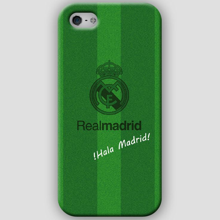Fundas para iphone 4 4s 5 5s con dise os del real madrid cf materiales policarbonato - Fundas del real madrid ...