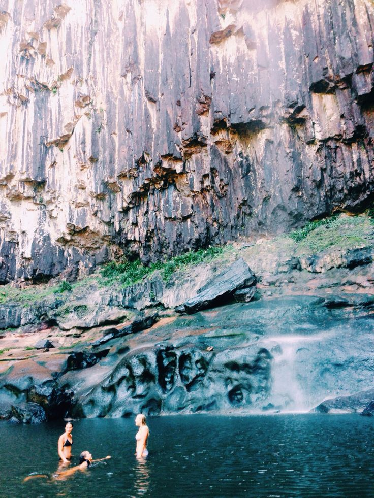 Visit the Minyon Falls byron bay. // @oliviavolp ☼ ☾