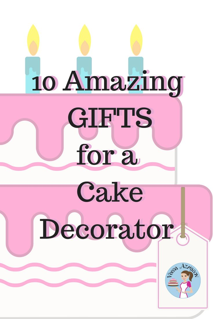 It's the perfect time to buy Christmas Gifts and if you looking to buy something for a cake decorator; here are 10 amazing Christmas gifts for a cake decorator recommendation from me.