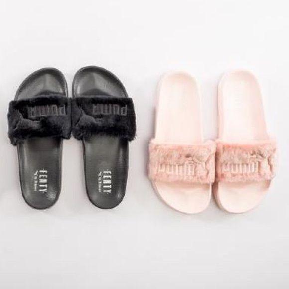 puma fenty slippers retail price