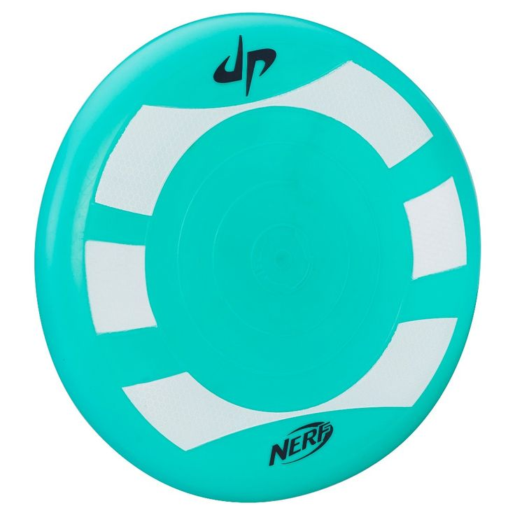 Nerf Sports Dude Perfect Flying Disc, Cherry Red