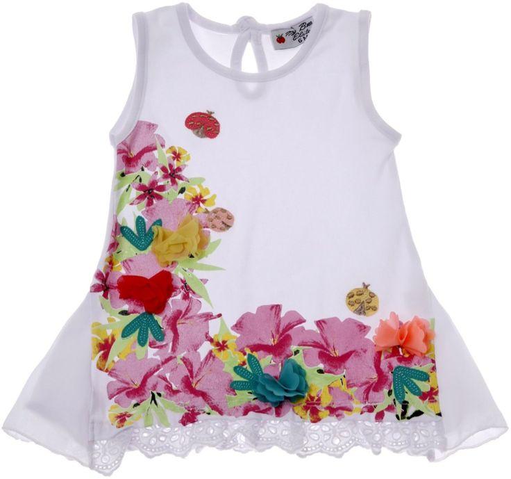 Εβίτα βρεφικό φόρεμα «Purple Lily» - Παιδικά ρούχα AZshop.gr