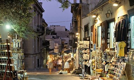 Athens hotspots: top 10 new places to eat, drink and party