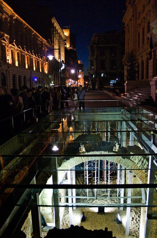 old center underground city