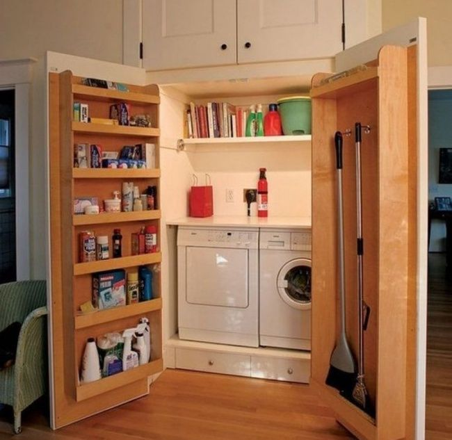 30 incredibly smart ideas for a small apartment