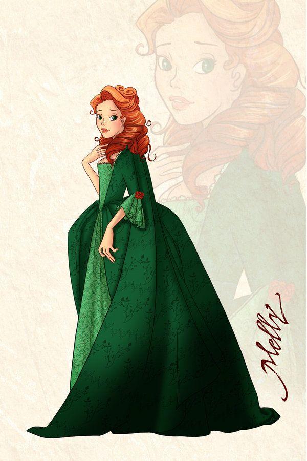 Melly for CJE by Katikut.deviantart.com on @deviantART #princess #principessa