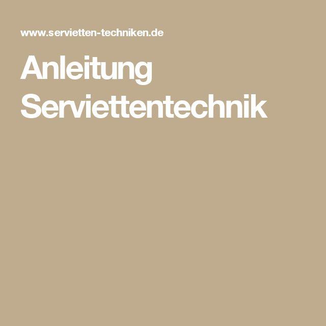 93 best images about serviettentechnik decoupage on. Black Bedroom Furniture Sets. Home Design Ideas