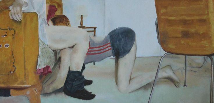 Licking the Keyboard (Dogtooth) Chris Shaw Hughes 2015