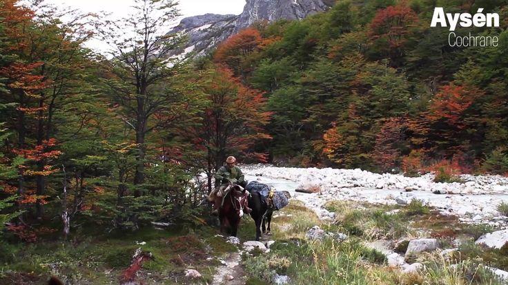 Rio Baker · Cochrane · Aysén turismonacional.cl
