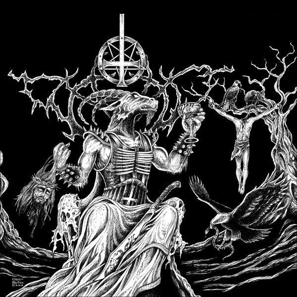 Добрым вторником, рисованные черно белые картинки ад