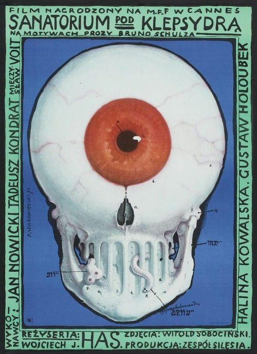 Sanatorium pod klepsydrą (1973) - Plakaty - Filmweb