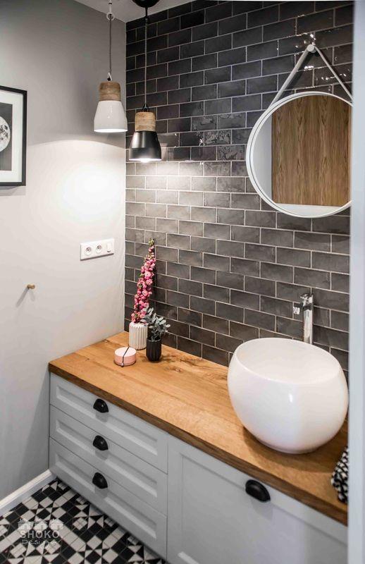 17 Best images about Badezimmer gestalten on Pinterest Grey subway