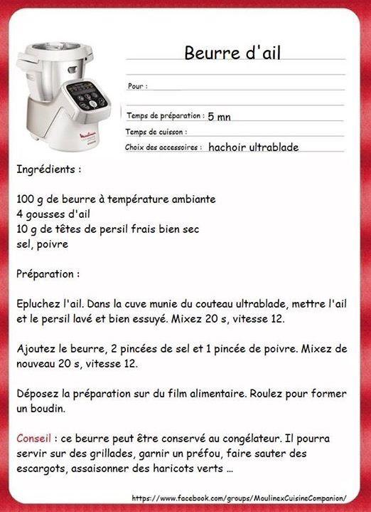LES ENTRÉES   recette companion 02100   Page 4