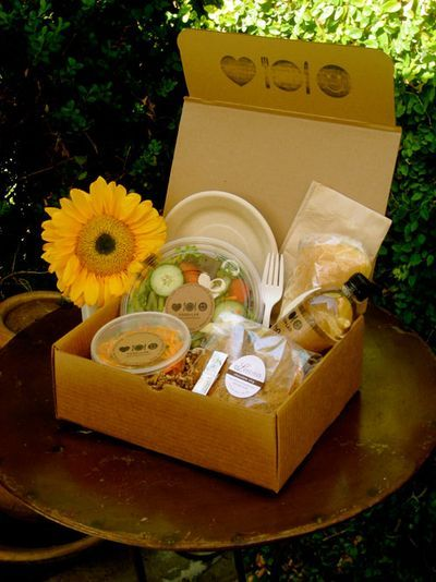 box lunch catering - Google Search