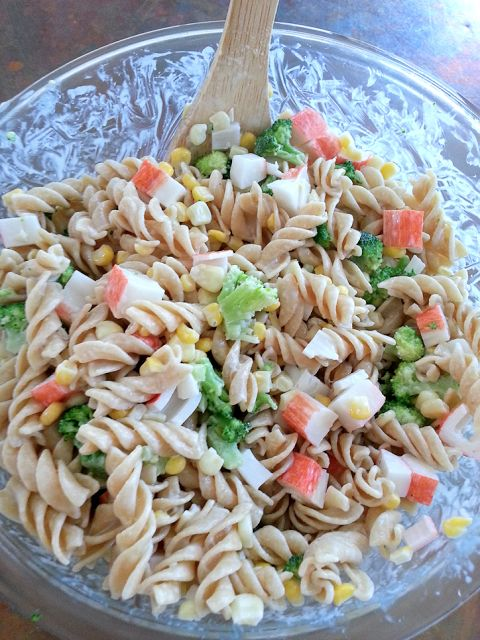 The 51 Best Images About Cold Creamy Italian Pasta Salad