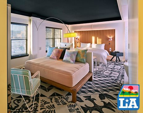 Mama Shelter | Special offers on our rooms design by Starck