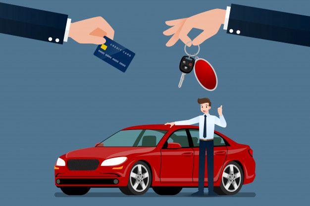 The Car Dealer S Sell A Car Sell Car Car Loans Car Finance
