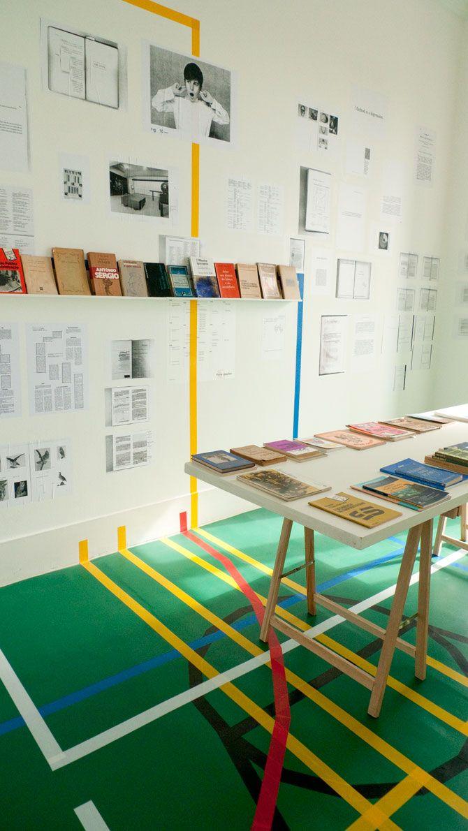manystuff.org – Art & Design » Blog Archive » Que sais-je? & SALA POLIVALENTE