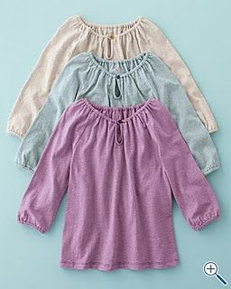shirt tutorial. Make one for me? Lots of cute shirt tutorials. Also a link to a great fabric store for knits.