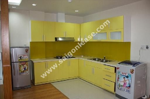 Brand new serviced apartment for rent in Thao Dien Ward, District 2 : 650-700$