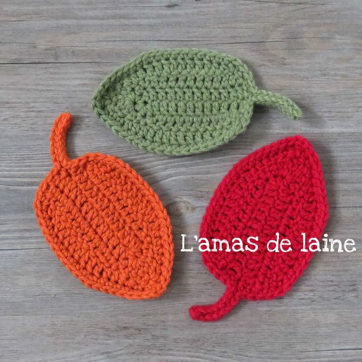 PATTERN Fallen Leaves Coasters - Small leaf design perfect for Earth Day or for fall. Use this pattern to make coasters or appliqués for your project.
