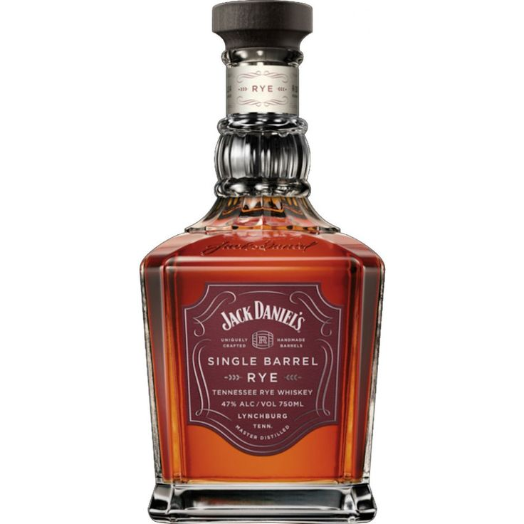 Jack Daniel's Single Barrel Tennessee Rye Whiskey may be a tad over-priced without an age statement, but I'd still like to try it.