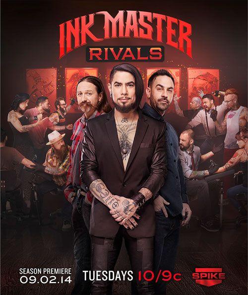 ink master season 5 - Google Search