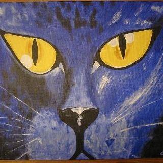 schilderij katte-ogen #schilderij #schilderijen #pittura #painting #paintings #kat #katze #chat #gatto #gato #cat #cats #catsrule #catsagram #catloving #catlove #catlover #catlovers #ilovecats #catsaregreat #catsofinstagram #cats_of_instagram #arts #mywork #myart #art_spotlight #art_collective #meow #purrrr #catseyes