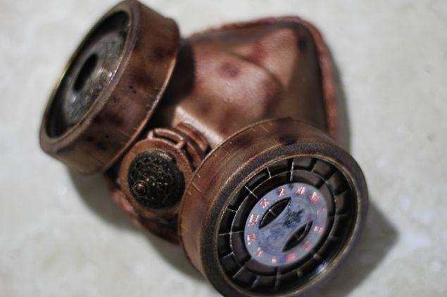 DIY: Post-Apocalyptic Steampunk Mask