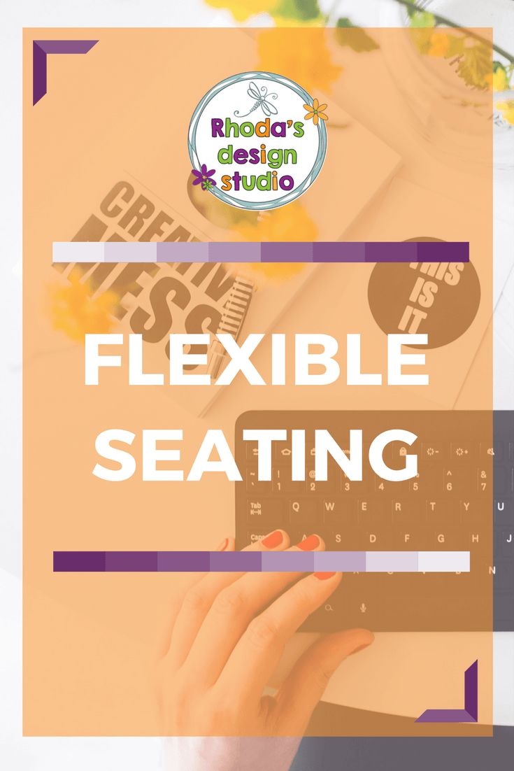 Are you using flexible seating in your classroom this year this anchor chart will help