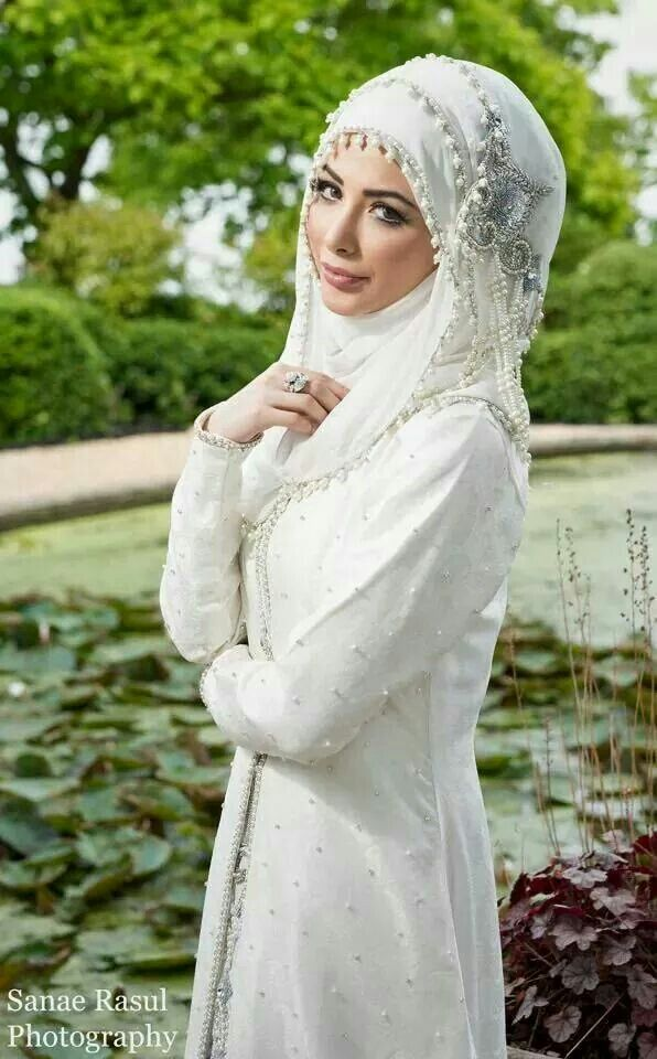 Abaya Collection - I wish I wore this at my wedding!
