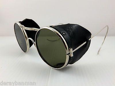 Vintage Ski Sunglasses 89