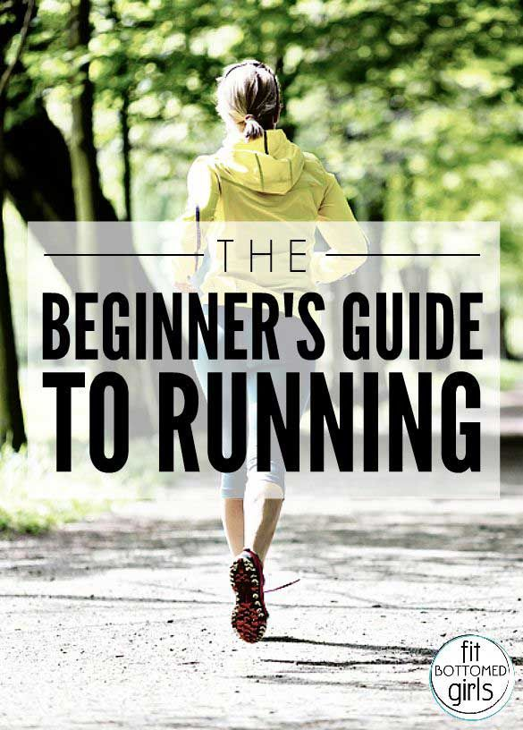 This beginner's guide to running will lead you to answers to all of your questions! | Fit Bottomed Girls