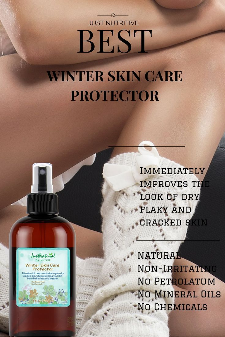 If you are suffering from windburn, chapped and cracked skin or maybe your skin is just super dry and flaky on winter season, this winter skin protector is the best natural serum for fast and healthy relief. Petroleum and mineral based products, as those