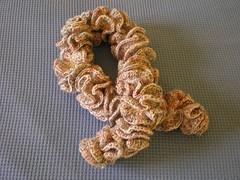 sciarpa BOA crochet