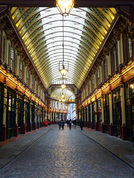The Secret City Walk (free walking guide) - A to Z of Things to Do & Places to Visit in London