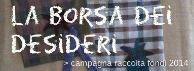 Abacachì - Campagna di raccolta fondi 2014