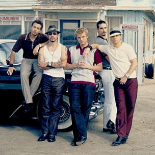 backstreet boys...obviously