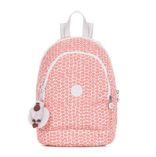 Yaretzi Small Backpack - Poppy Spray | Kipling