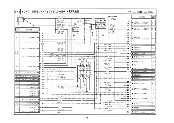Mazda Bongo Engine Diagram Mazda Bongo Mazda Diagram