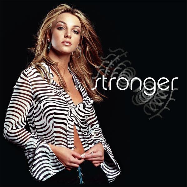 Britney Spears - 8th single - Stronger