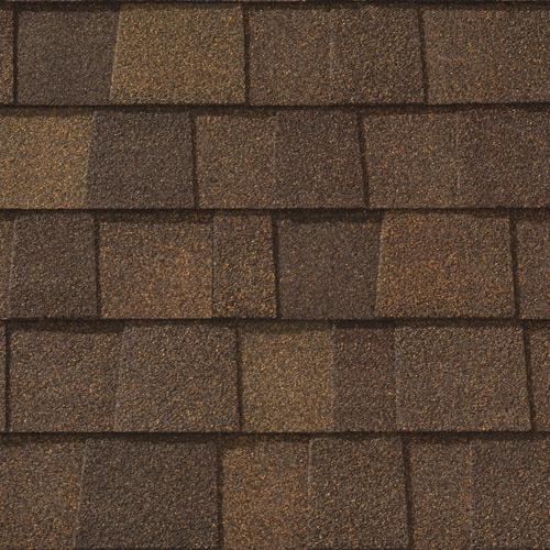 Adobe sunset gaf timberline roof roofing styles for Roof shingles styles